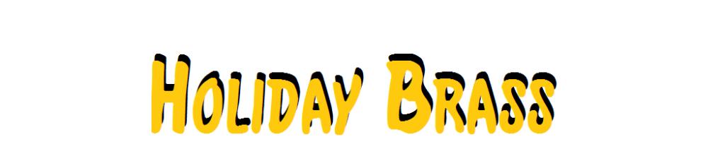Holiday Brass Logo