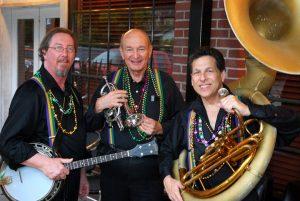 Mardi Gras Trio 2011